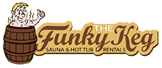 The Funky Keg – Winnipeg Hot Tub Rentals Logo