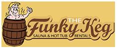 The Funky Keg – Winnipeg Hot Tub Rentals Logo